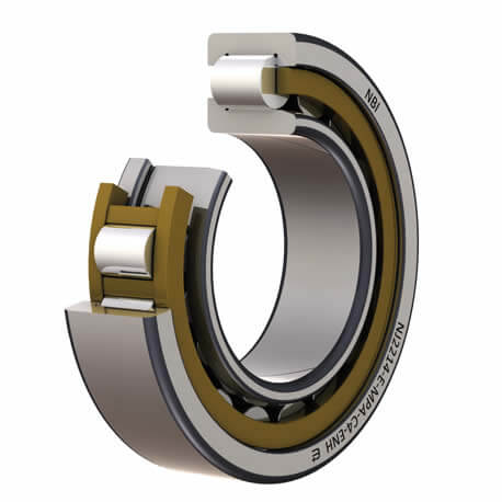 Cylindrical Roller Bearing (CRB)