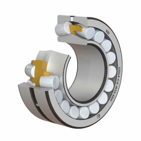Spherical Roller Bearing (SRB)